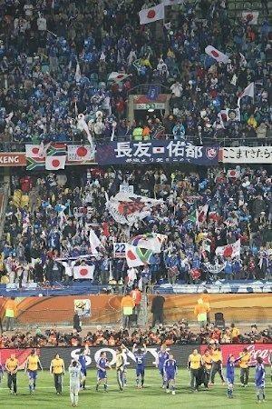 祝!祭り!日本VSデンマーク!_c0110051_90730.jpg