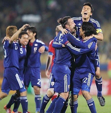 日本サッカー決勝トーナメント進出( ^^) _旦~~_b0165454_8462967.jpg