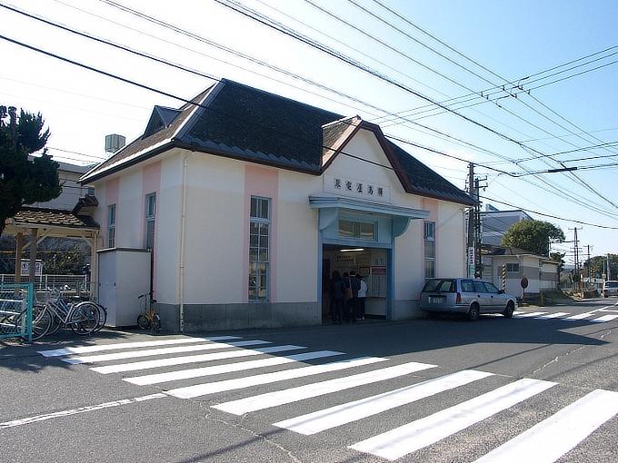 琴電 屋島駅/元山駅_f0116479_065570.jpg