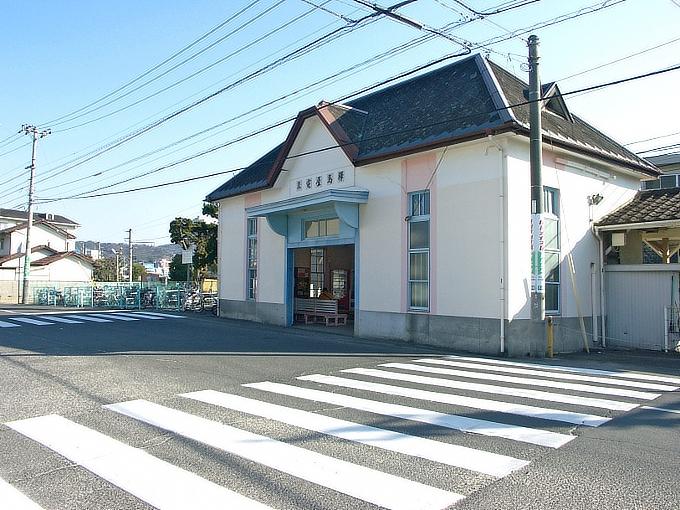 琴電 屋島駅/元山駅_f0116479_08817.jpg