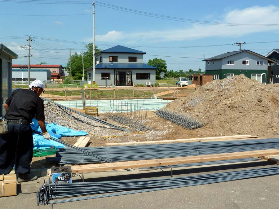 K邸「なかがわらの家」工事中です!_f0150893_1741241.jpg