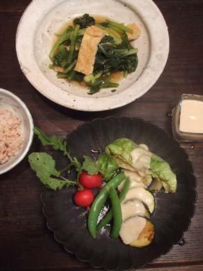 川崎さんの有機野菜_e0187897_21363683.jpg