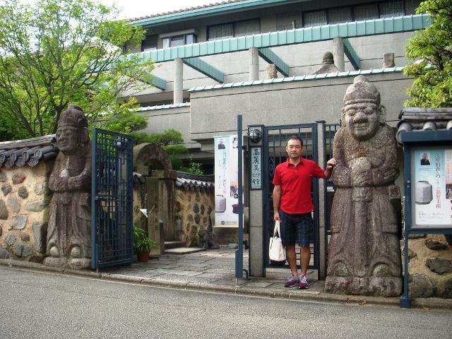 木村&神谷ペア、大阪&京都より帰って参りました。_c0156749_1621429.jpg