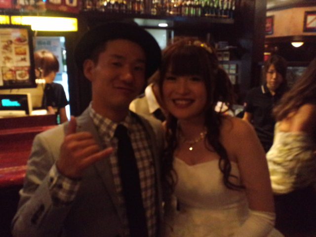 happy wedding☆_c0151965_1953389.jpg