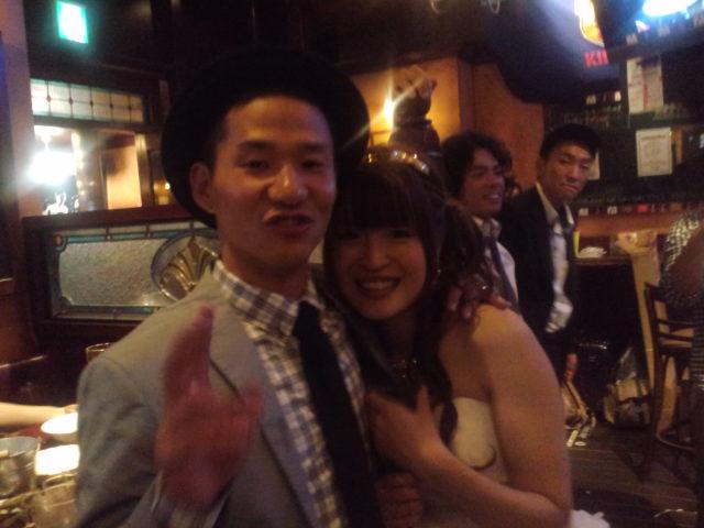 happy wedding☆_c0151965_20584217.jpg
