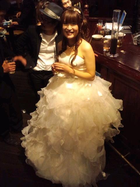 happy wedding☆_c0151965_20584278.jpg