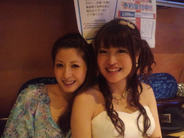 happy wedding☆_c0151965_21131985.jpg