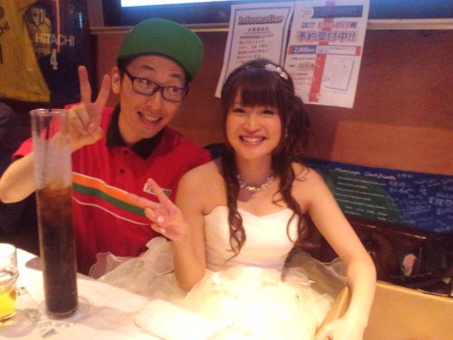 happy wedding☆_c0151965_21131989.jpg