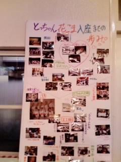「川口としゑさんの花こま入座を祝う会」_b0177566_2226767.jpg
