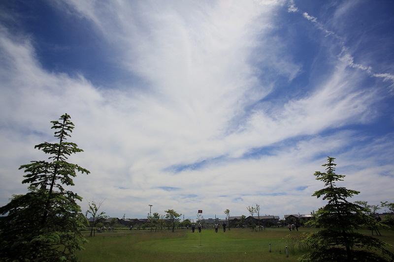 苫小牧 新しくできたパークゴルフ場 日の出公園_a0160581_4482891.jpg