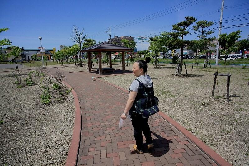 夏のよう 日の出公園_a0160581_4485555.jpg