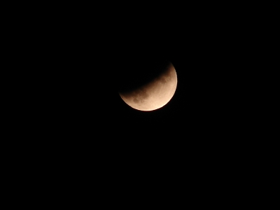 今年1番暑くて、月食の日_f0195891_22322026.jpg
