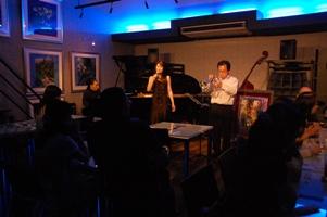 Duo+1 at Jazz工房Nishimura♪2010.6.26_c0139321_22164696.jpg