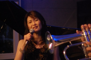 Duo+1 at Jazz工房Nishimura♪2010.6.26_c0139321_2217184.jpg