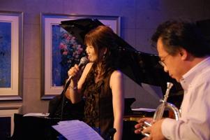 Duo+1 at Jazz工房Nishimura♪2010.6.26_c0139321_22173462.jpg