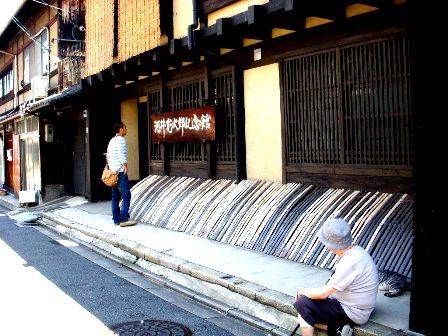 木村&神谷の大阪&京都の旅 ②_c0156749_1640326.jpg