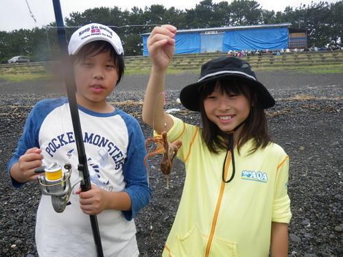 いぶき野小学校釣り教室_f0175450_17274848.jpg