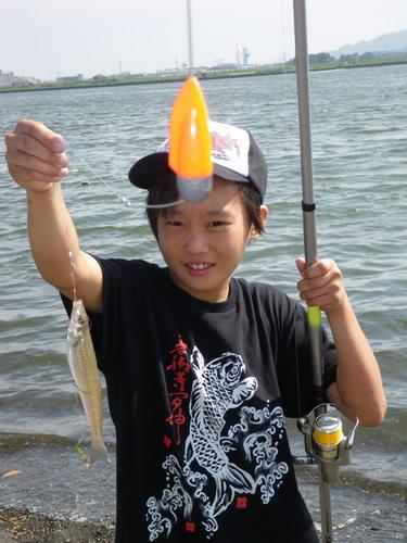 上壱分小学校釣り教室_f0175450_173039.jpg