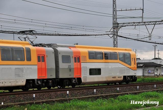 にゃんまげと近鉄団体列車と磐西_c0173762_19512119.jpg