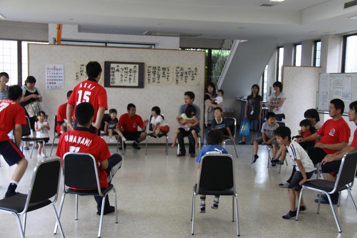 ティーボール教室とオープン戦_b0105369_22523316.jpg