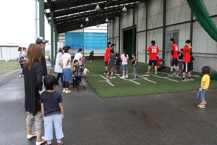 ティーボール教室とオープン戦_b0105369_236125.jpg