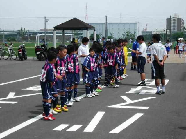 6月27日 堺トレセン 全日本少年サッカー大会_e0157573_18282039.jpg