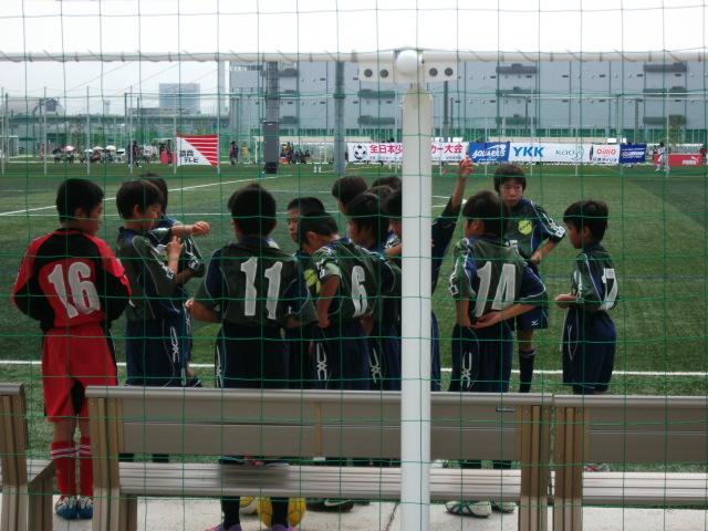 6月27日 堺トレセン 全日本少年サッカー大会_e0157573_1829531.jpg
