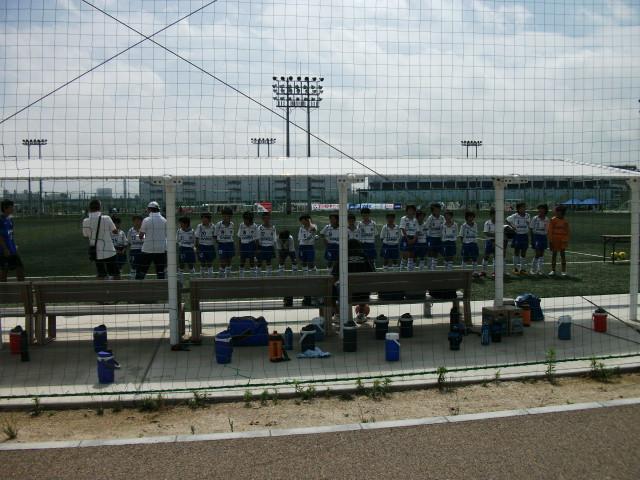 6月27日 堺トレセン 全日本少年サッカー大会_e0157573_18314798.jpg
