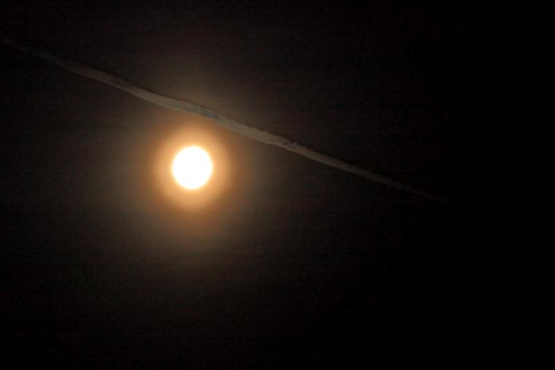 月明かりの六角牛山_f0075075_11244727.jpg