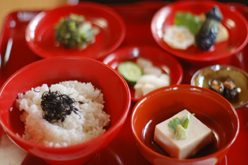 京都妙心寺で精進料理を_a0115906_17315646.jpg