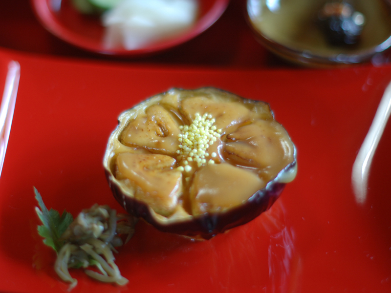京都妙心寺で精進料理を_a0115906_17502596.jpg