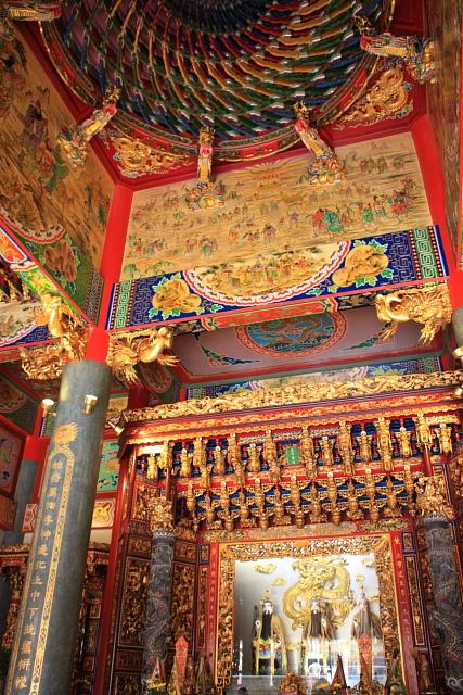 若葉  聖天宮 日本最大の道教廟  _b0061717_23303128.jpg