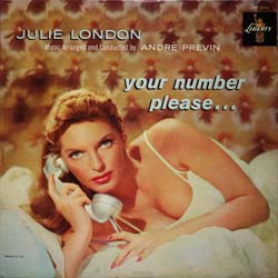 Julie London / Your Number,Please... (Liberty LRP3130)_d0102724_17411396.jpg