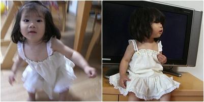 幼児の ブルーマー型パンツ と サンドレス_a0084343_16104625.jpg