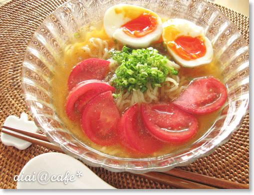 トマト冷やしラーメン_a0056451_1523453.jpg