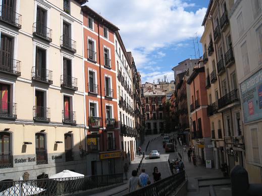 スペイン 2010 マドリッド②後半_d0158258_21532841.jpg