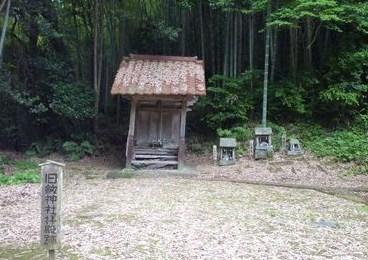古物神社(2)草薙の剣が降って来た・筑紫の天智天皇_c0222861_1122169.jpg