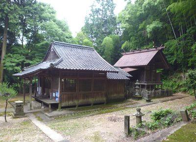 古物神社(2)草薙の剣が降って来た・筑紫の天智天皇_c0222861_11233397.jpg