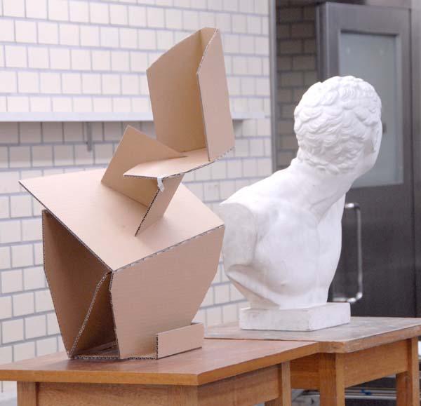 石膏像を造形する/建築科_f0227963_21243774.jpg