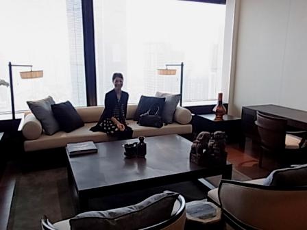 上海で話題のラグジュアリーホテルを満喫 The Puli Hotel and Spa_a0138976_21321858.jpg