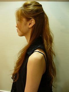 ロングのまとめ髪_a0123703_19245352.jpg