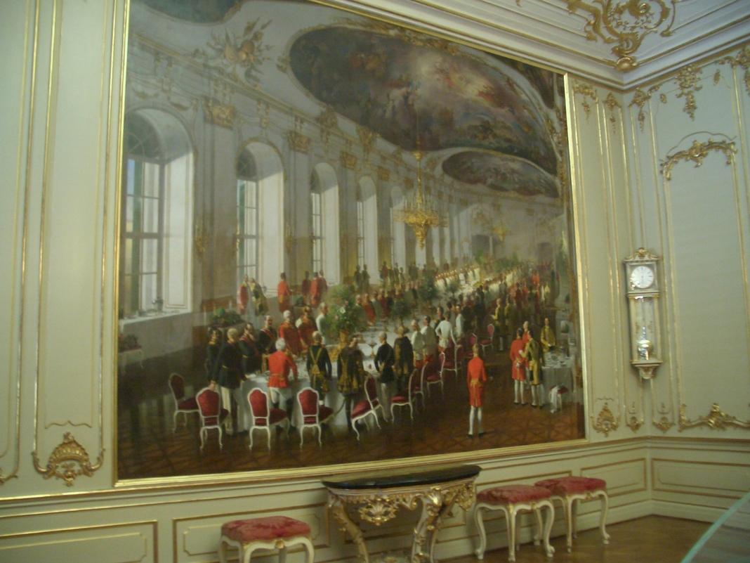 ウィーン シェーンブルン宮殿へ_a0159707_18475060.jpg