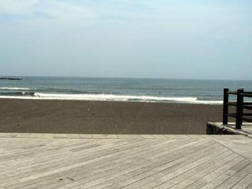 サザンビーチで気分転換_d0020309_955816.jpg
