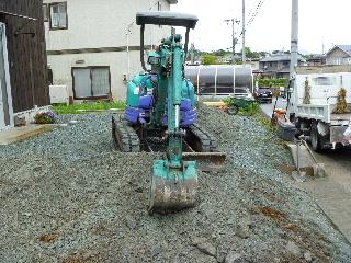 コンクリート舗装工事。_f0105112_752288.jpg