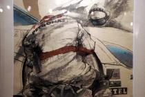 日本出版美術家連盟展「百」@Salon de G_f0006713_2431973.jpg