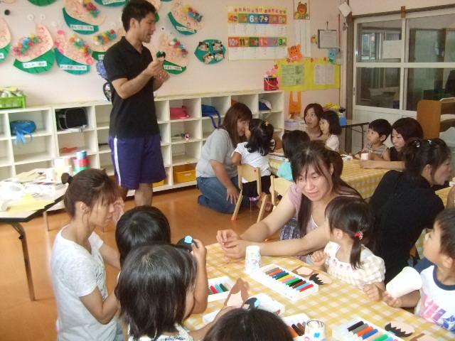 たんぽぽ組 参観日_d0166047_20105846.jpg