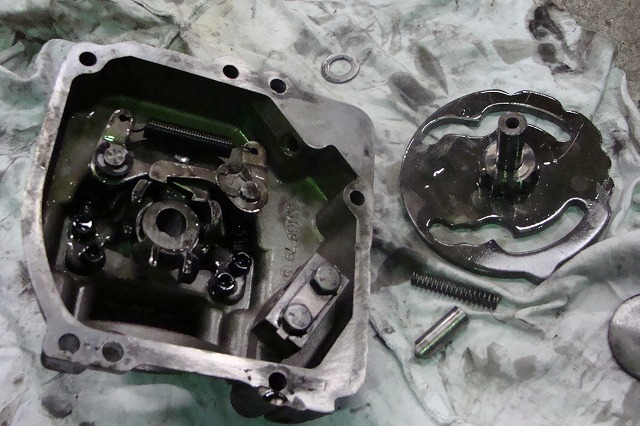 ギヤ抜けトランス修理完了と思いきや・・・_c0152253_202517100.jpg