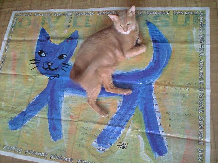 ネコが好きなネコ_c0113755_212359.jpg