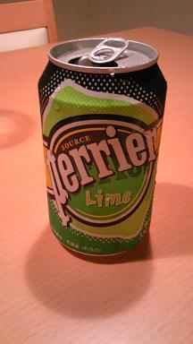 Perrier Lime_f0166486_22955.jpg