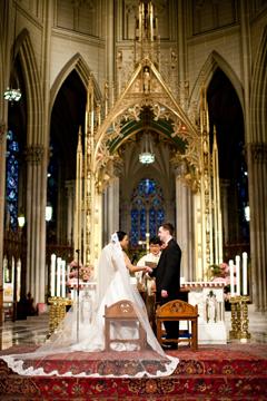 エル・マリアージュ  セント・パトリック大聖堂で結婚式!_c0050387_14392717.jpg
